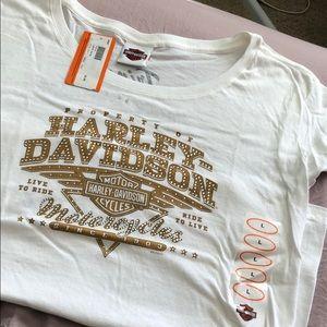 Short sleeve Harley Davidson T-shirt
